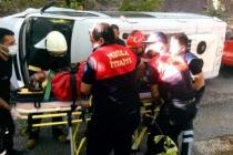 Köyceğiz'de Meydana Gelen Trafik Kazasında 1 Kişi Yaralandı