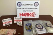 Marmaris'te Uyuşturucu Operasyonunda Yakalanan 2 Zanlı Tutuklandı