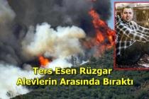 Marmaris'teki Orman Yangınında Şehit Olan Personelin Ölüm Sebebi Ortaya Çıktı!