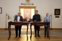 Muğla'da İmzalar Kaliteli ve Marka Zeytinyağı İçin Atıldı