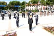 Muğla'da Jandarma Teşkilatı'nın 182. Yaşı Kutlandı