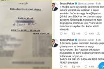 Sedat Peker, Kendisine 7 Oy Çıkan Muğla Barosu Seçimleri Hakkında Açıklama Yaptı