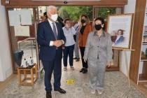 Türkiye'nin İlk Kadın Valisi Olan, Eski Muğla Valisi Lale Aytaman 26 Yıl Önce Kurduğu MELSA'da İncelemede Bulundu
