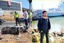Bodrum'da Ciple Çarpışan Motosiklet Sürücüsü Hayatını Kaybetti