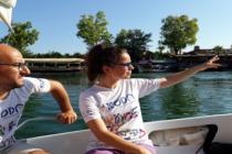 Köyceğiz'deki Öğretmen Çift, Denizcilik Farkındalığı İçin Tura Çıktı