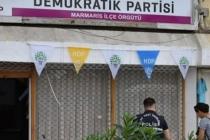 Marmaris'te HDP İlçe Binasına Saldırı!
