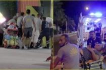 Marmaris'te Lunapark İşletmecisi Ayağından Tabancayla Vuruldu