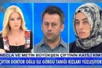 Türkiye'nin Konuştuğu Büyükşen Çifti Cinayetinde, 24 Kişi Gözaltına Alındı!
