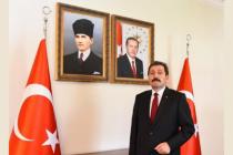 Vali Orhan Tavlı'dan 24 Temmuz Gazeteciler ve Basın Bayramı Mesajı
