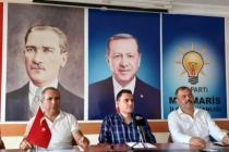 Ak Parti Marmaris İlçe Yönetimi'nden Açıklama