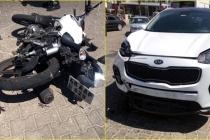 Marmaris'te Meydana Gelen Kazada Motosiklet Sürücüsü Genç Hayatını Kaybetti