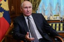 Putin'den Afganistan Açıklaması!