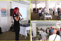 Marmaris'te Düzenlenen Tavla Turnuvası, 9 Şehirden Tavla Severi Bir Araya Getirdi