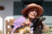 Muğla'da Kanocular, Rahatsızlanan June Haimoff için Şükran Geçişi Yaptı