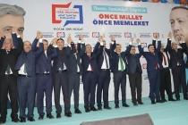 AK Parti Yozgat il ve ilçe belediye başkan adayları tanıtıldı