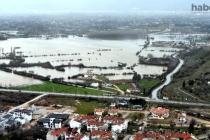 Muğla'da Yağmur, Tarım Arazilerini Su Altında Bıraktı