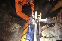 Marmaris'de Uçuruma Düşen Avcı Öldü