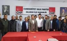 Dalaman CHP Gençlik Kolları Başkanı Semih Fidan Oldu!