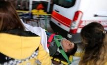 Kavaklıdere'de Yaşanan Kazada 3 Kişi Yaralandı