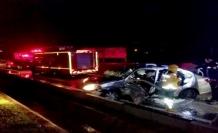 Seydikemer'de Kaza: 1 Ölü 4 Yaralı!