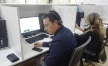 Başkan Aras Çağrı Merkezine Gelen Telefonları Yanıtladı
