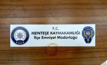 Menteşe'de Ayarı Düşük Altın Satmaya Çalışan Şüpheli Yakalandı