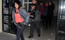 Okul Pansiyonunda Gece Deprem Tatbikatı