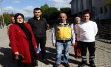 Sağlık Çalışanlarını Darp Etti 3 Bin 740 Liralık Ceza Verildi