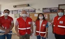 Kızılay'dan Ortaca'da İhtiyaç Sahiplerine Gıda Yardımı