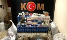 Ortaca'da Kaçak Tütün Operasyonu!