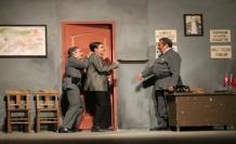 Bodrum Şehir Tiyatrosu Sağlık Çalışanları için Sahne Aldı