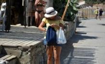 Datça'da Yapılan Denetimlerde Maskeler Çantadan, Cepten Çıktı