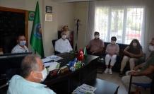 Milletvekili Suat Özcan Ortaca'da Ziyaretlerde Bulundu