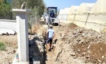 Ortaca'da Gölbaşı Mahallesine 3 Bin Metre İçme Suyu Hattı