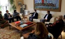 Tanzanya Büyükelçisi Kiondo Bodrum'da