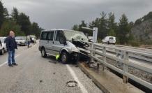 Menteşe'de Korkunç Kaza: 1 Kişi Ağır Yaralandı