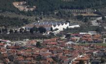Menteşe'deki Düğerek Cezaevi'nin Atık Su Arıtma Tesisi Kuruluyor