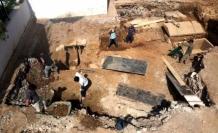 Bodrum'da 2 Bin 400 Yıllık Lahit Mezarın Bulunduğu Alanda Kurtarma Kazıları Sürüyor