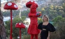 Bodrum'da Yerli ve Yabancı Sanatçıların Heykelleri Beğeni Topladı