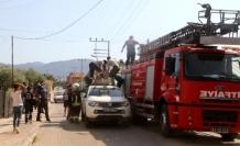 Fethiye'deki Elektrik Akımına Kapılan İşçi Feci Şekilde Can Verdi