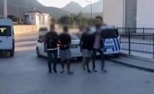Datça'dan Yunanistan'a Kaçmaya Çalışan 10 FETÖ Şüphelisi Yakalandı