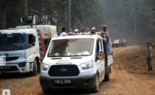 Köyceğiz'de Tedbir Amaçlı Mahallelerin Tahliyelerine Devam Ediliyor