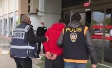 Fethiye'deki Evden Hırsızlık Yapan Zanlı Tutuklandı