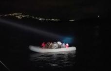 Lastik Botta 33 Kaçak Göçmen Yakalandı!