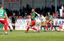 TFF 3. Lig: Fethiyespor: 1 - Cizrespor: 1