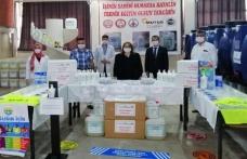 Muğla'da LGS Öncesi Okullara Hijyen Paketleri Gönderiliyor
