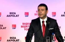 CHP'de Koronavirüs Salgını! Beşiktaş Belediye Başkanı Akpolat Koronavirüse Yakalandı