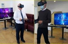 Muğla'da Düzenlenen VR Espor Turnuvası Başladı