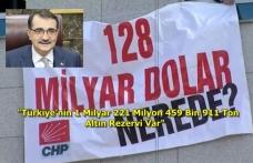 Bakan Dönmez'den 128 Milyar Dolar Hakkındaki Soru Önergesine Şok Eden Cevap!