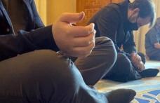 İstifasından Sonra Sırra Kadem Basan Berat Albayrak, Çamlıca Camisi'nde Görüntülendi